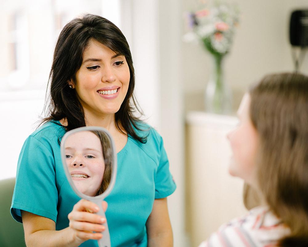 Children's teeth derry